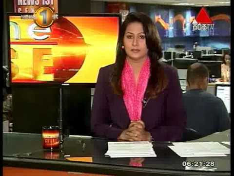 Sirasa morning news