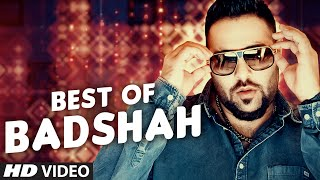 T-Series presents BEST OF BADSHAH SONGS, a hit collection of Top 10 Video Songs. We have included all the BOLLYWOOD SONGS sung Badshah along with few single ...