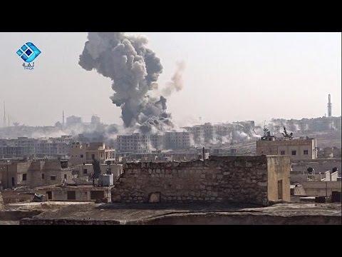 Συρία: Σφοδρές μάχες στο δυτικό Χαλέπι – world
