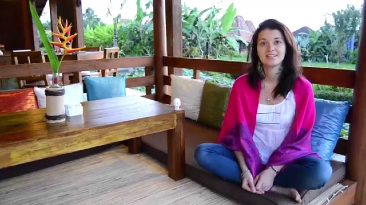 Видео отзыв Кристины с острова Бали.