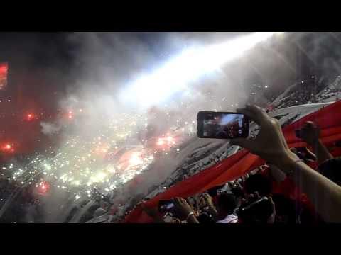 Los Borrachos del Tablon River - Nacional Copa Total Sudamericana 10-12-2014 - Los Borrachos del Tablón - River Plate - Argentina - América del Sur
