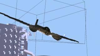 Plane Crash Concept WIP1