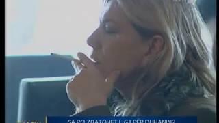 Imazhi i ditës - Sa po zbatohet ligji për duhanin? 12.01.2018