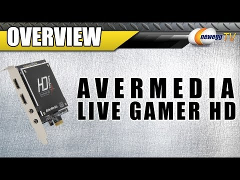 overview - http://www.newegg.com | Video Devices: http://bit.ly/1fhLY3E sku: 15-100-100 Your game machine can be your gameplay recorder now. With the help of H.264 hard...