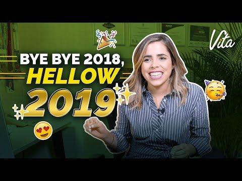 ✨ 2019, UN AÑO LLENO DE BUENA VITA   Vita Healthy & Fit   Vita Vlog