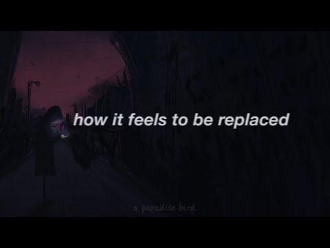 Alec Benjamin - How it Feels to be Replaced (Lyrics)