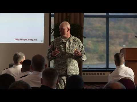 USMA SUPT Leadership Professional Development Screenshot
