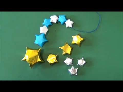 Star Tutorial - 027 -- 5pts, 3D, Strips