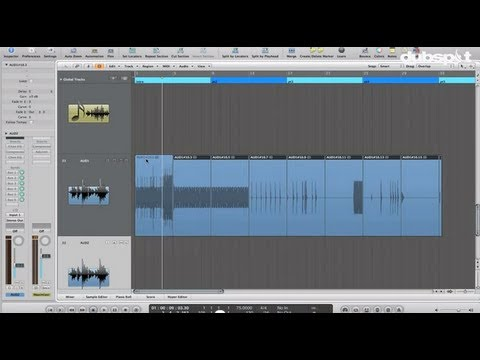Logic Pro Video Tutorial: How to Track Beats from Hardware Sequencers w/ Matt Shadetek