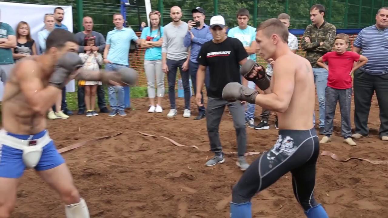 Thai Boxing PRO vs. MMA PRO