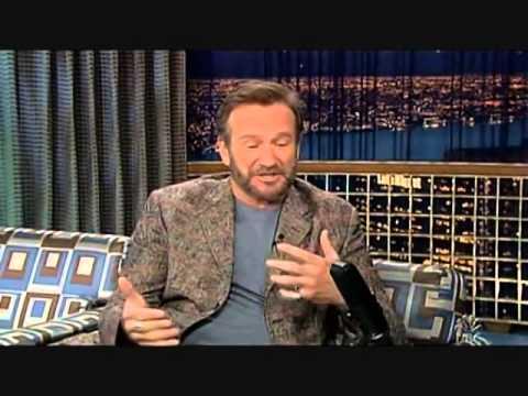 Obrien - Robin Williams on