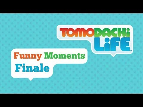 Tomodachi Life Funny Moments Finale: Jay Leno's Confession - Chocolate Milk Gamer