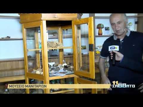 Μουσείο Μανιταριού στo Λάβδα Γρεβενών | 01/06/2019 | ΕΡΤ