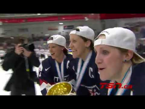 2017 WWC: GMG Highlights of USA's 3-2 OT win over Canada