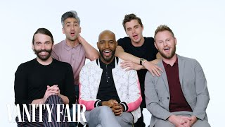 Video Queer Eye's Fab Five Share the 10 Best Tips from Season One | Vanity Fair MP3, 3GP, MP4, WEBM, AVI, FLV Mei 2019