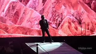 U2 Singapore With Or Without You 2019-11-30 - U2gigs.com