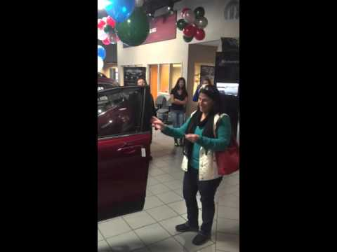 Morlan Chrysler Jeep Giveaway Winner and Photos