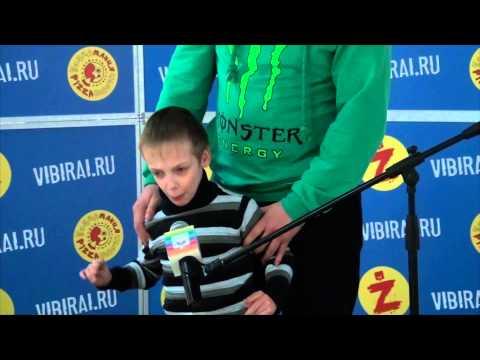 Данил Мещеряков, 7 лет