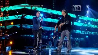 Video Iwan Fals ft Nidji - Laskar Pelangi - Konser Suara Untuk Negeri Jakarta MP3, 3GP, MP4, WEBM, AVI, FLV Januari 2018