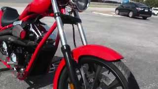 5. 100698 - 2013 Honda Fury VT1300CX - Used Motorcycle For Sale