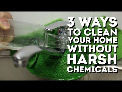 3 modi per pulire casa senza detersivi