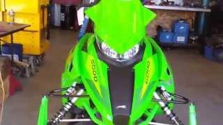 8. Arctic cat 2016 zr 6000 walkaround