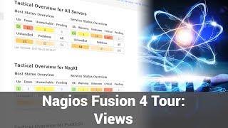 Views Menu - Fusion