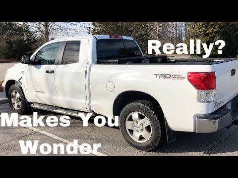 5 Things I Hate About The Toyota Tundra