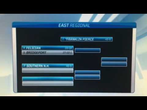 2016 NCAA Division II Baseball Regional Selection Show (East Region)