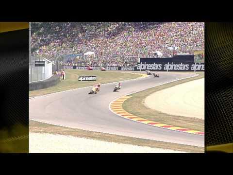 motogp mugello 2003 - valentino rossi vs loris capirossi vs max biaggi