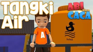 Video Abi dan Caca - Tangki Air Jatuh MP3, 3GP, MP4, WEBM, AVI, FLV September 2018