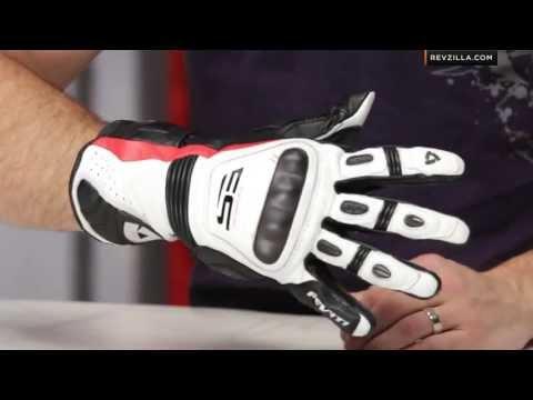 REV'IT! Stellar Gloves Review at RevZilla.com