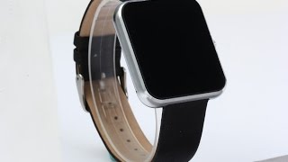 Video: Recensione Smartwatch Zeblaze Rover Clone Apple Wa ...