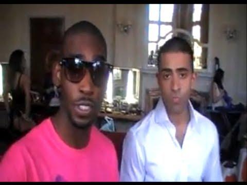 Tinie Tempah *Behind the Scenes* Jay Sean ft Lil Wayne- Down (VIDEO SHOOT)