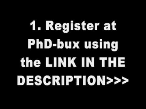 Online money making using ptc-phd-bux -PAYPAL-ALERTPAY.flv