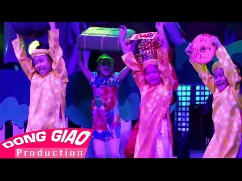 Vũ đoàn ABC Kid - Múa CHÀO XUÂN (Hoài Linh - Chí Tài CHÀO XUÂN 2015)