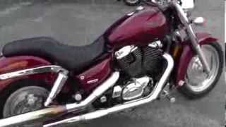 7. 702010 - Used 2007 Honda Shadow Sabre VT1100C2 Motorcycle For Sale
