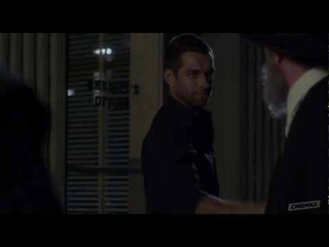 Banshee Season 1: Episode 2 Clip - Mr. Bowman Warns Sheriff About the Rave