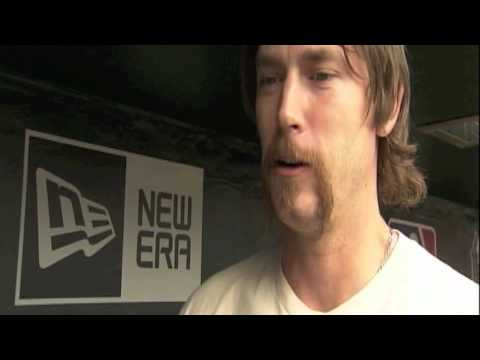 Clay Zavada - The American Mustache Institute continues its long-running and award-winning Mustache Interviews with Milwaukee Brewers closer John Axford. AMI chairman Dr. ...