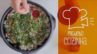 Moqueca capixaba | Projeto Cozinha
