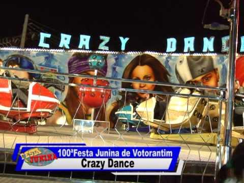 100ª Festa Junina de Votorantim - Crazy Dance