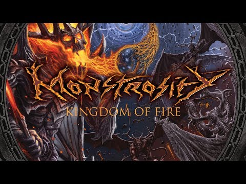 Monstrosity - Kingdom of Fire (OFFICIAL)