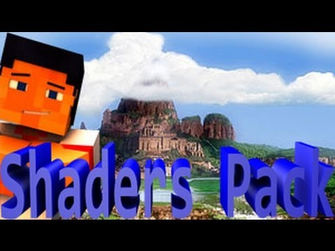 Shaders minecraft 1.7.2/1.7.4 Melhor shader pack for 1.7.2 (видео)