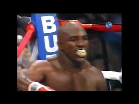 Boxe Evander Holyfield VS Ray Mercer (REDE GLOBO)