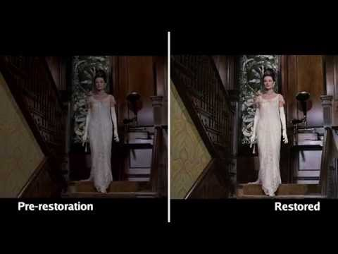 My Fair Lady - Restoration Example 1