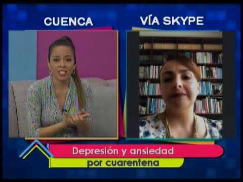 Depresión y ansiedad por cuarentena
