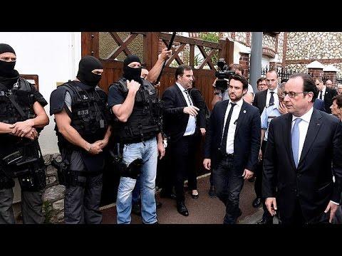 Γαλλία: Τζιχαντιστές οι ένοπλοι που σφαγίασαν ιερέα στη Νορμανδία