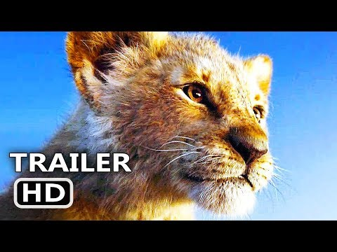 THE LION KING Trailer # 2 (NEW, 2019) Disney Movie HD