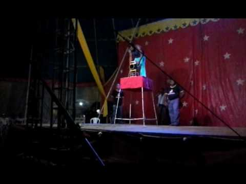 Circo fantastico em barroquinha.ce robson frota