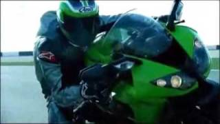 9. Superbike Kawasaki ZX10R 2008 Commercial